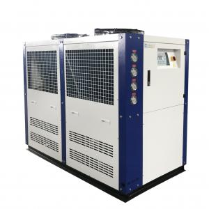 China Industrial Cooling 20HP 30HP Air Cooled Water Chiller for Plastic Injection Machine on sale
