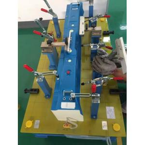 China CNC Machining Measuring Fixtures , Automobile Inspection Fixture Tool 2D 3D Drawing on sale