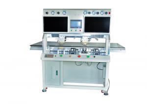 China 618SH AC220 V Automatic Tab Cof Bonding Machine For Big Size LCD Screen Rework on sale