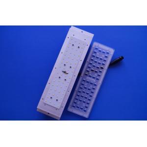 China 90X120 Degree SMD LED Module 50W Street Lights Heat Sink 160LM/W on sale