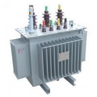 OIL IMMERSED TRANSFORMER, 11kV 200kVA Dyn11,ONAF,power supply transformer