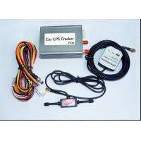China Multifunctional Portable GPRS, GPS Vehicle Tracker / GPS Car Tracker with Exceed Alarm on sale