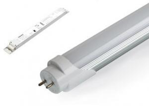 China T8 4ft Led Tube Light , 18w AL + PC Material Domestic LED Lighting Backup Battery on sale