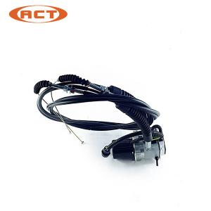 China Electrical Caterpillar Excavator Spare Parts Throttle Motor For E312 E320 Double Line on sale