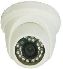 China Plastic Indoor Dome Camera Security cctv 700TVL dome cameras Nightvision cameras for home on sale
