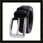 Stigmatisez la ceinture «Fuliter» 081 ceintures en cuir véritables d'hommes de vache bonne qualité