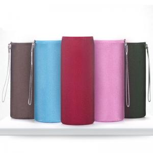 China Neoprene Water Cup Tote Cooler Insulated Bottle Sleeve on sale