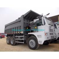 Sinotruck HOWO mining dump truck 70tons 6*4 371HP off road tipper truck ZZ5707S3840AJ