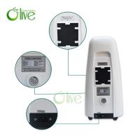 China Constant Flow Portable Oxygen Concentrator , Mini Psa Oxygen Concentrator Nebulizer For Care Skin on sale