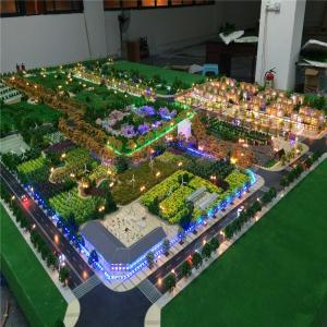 China Tourism Real Estate Building 3d Physical Model, Miniature Building Model on sale
