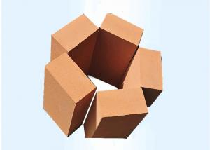 China Light Weight Insulating Refractory fireclay Brick / Red Kilns Fire Resistant Bricks on sale