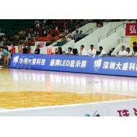P6 High Definition football stadium advertising boards For Basketball Match