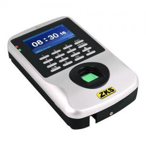 China ZKS-iColor8 Fingerprint TFT time attendance & access control on sale