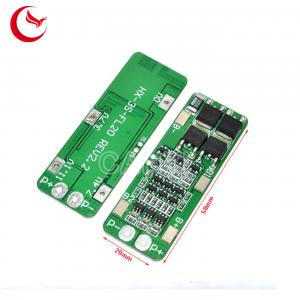 China 3S 15A Three series 11.1V electronics circuit board to 12V 12.6V PCB BMS circuit board assemblies on sale