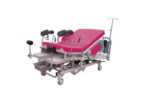 China Hospital Gynecological Obstetric Delivery Bed Multi-Function For Birthing Use ALS-OB102 on sale