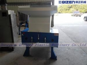 China Flat Cutter Type 15HP Waste Plastic Crusher Machine For Hard And Soft Material on sale