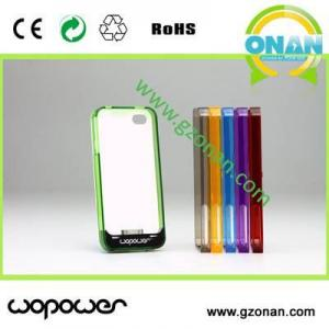 China high charging efficiency solar bank  solar charger for iPhone4/4S on sale