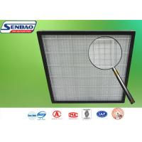Pleated Pre Air Conditioning Air Filters 595 x 595 x 46mm G3 / G4 Panel