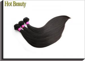 China 6A Brazilian Remy Human Hair Weave Silky Straight Beauty Hair Salon No Tangle on sale