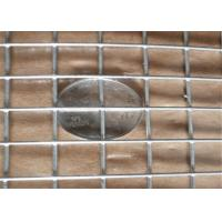 """1/4""""X1/4"""" Welded Wire Cloth / Panels Low Carbon Iron Hot - Dip Zinc Plating"""