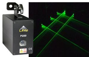 China 200mW Green Laser Curtain, Laser Lighting (P200) on sale