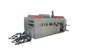 China Numerical Control Stacking Plastic Thermoforming Machine on sale