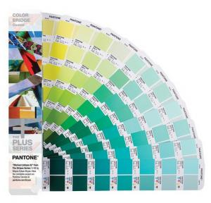 China 2015 Edition PANTONE COLOR BRIDGE?  Coated Color Card on sale