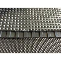 Pyramid Floor Matting Rubber Sheet Roll SBR NR NBR EPDM Acid Resistance