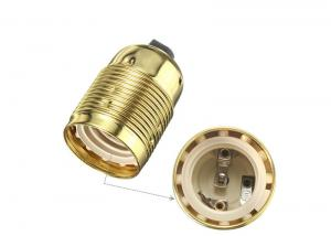 China Spiral Iron Edison Light Bulb Socket Antique Looking 90 - 260V UL Listed on sale
