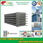 210 SGS metalúrgicos del ahorrador de la caldera de la calefacción de la industria del petróleo de la caldera del MW CFB