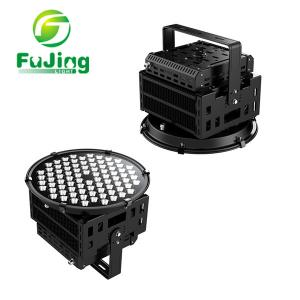 China DC24V / 90 - 305VAC 800W LED Stadium Lighting Projector 50 000hours Long Lifespan on sale