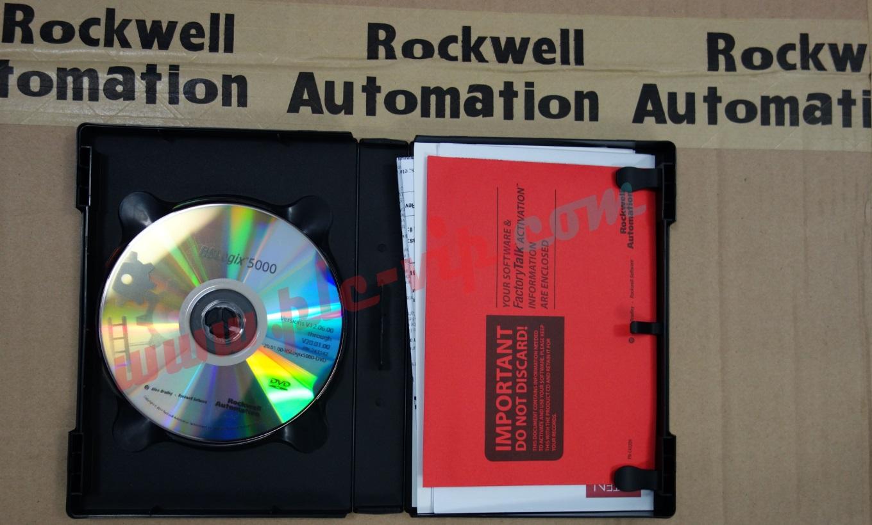 Allen Bradley Software 9324-RLD700NXENE / 9324RLD700NXENE