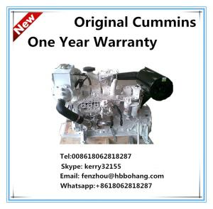 China Cummins 4BT outboard boat engine marine engine and gearbox for sale on sale