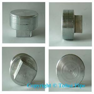 China hex head pipe plug/straight thread plugs supplier