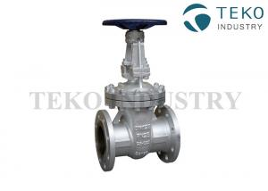 China High Temperature High Pressure Flange Type Wedge Gate Valve For Power Stationl on sale