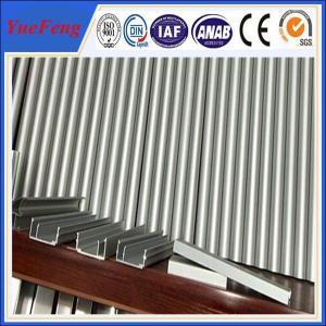 China 6063 T5 extruded aluminium elbow tube, aluminium 6061 t6 tube extrusion on sale