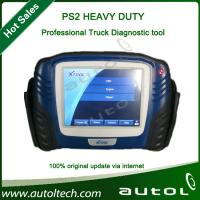 100% Original 2013 Latest Xtool, PS2 Heavy Duty Truck Diagnostic Tool Support Both Bluetooth and Wire Diagnose