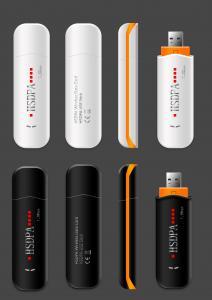 China 3.1Mbps EVDO3G Wireless USB Modem, 800MHz/(1900MHz-customization) Manufacture with OEM on sale