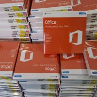 English Computer Software System Microsoft Office Professional Plus 2016 Product FPP retail online activationlisence Key