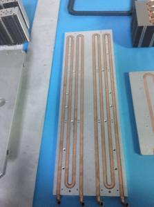 Super Efficiency liquid Exchange Cooling Plate Cooler Disc