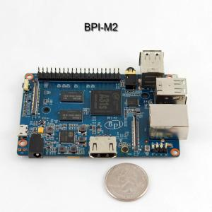 China Banana Pi M2 Quad Core A31s 1GB RAM Gigabit Ethernet WiFi on sale