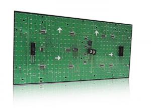 China High Definition Blue LED Screen Modules , P10 LED Display Module on sale