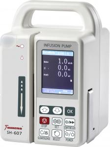 China Lcd Display Voice Alarm Veterinary Infusion Pump For Hospital , Multi Language on sale