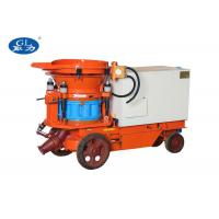 China Wet And Dry Concrete Shotcrete Machine For Subways / Hydropower Projects on sale