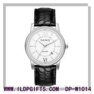 China stainless steel  case Japan Movt Waterproof Men Watch on sale