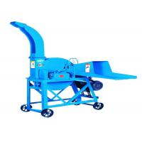 Automatic Feeding Electric Motor / Diesel Engine Drive Cow Grass Cutting Machine
