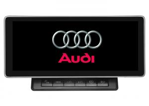 China Audi Q7 (2006-2015) Android 9.0 Blu-ray Anti-Glare IPS Car Multimedia Navigation System Support DVR AUD-1017GDA(NO DVD) on sale