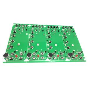 China DVR EM Car Player Prototype PCB Assembly Custom PCBA Circuit Board on sale