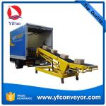 Automatic Truck Loading and Unloading Conveyor