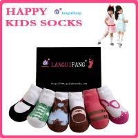 Lovely Kids Socks Cotton Baby Socks,Anti-slip Infants Socks